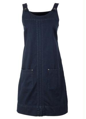 Vestido Jeans com Stretch Azul - Posthaus