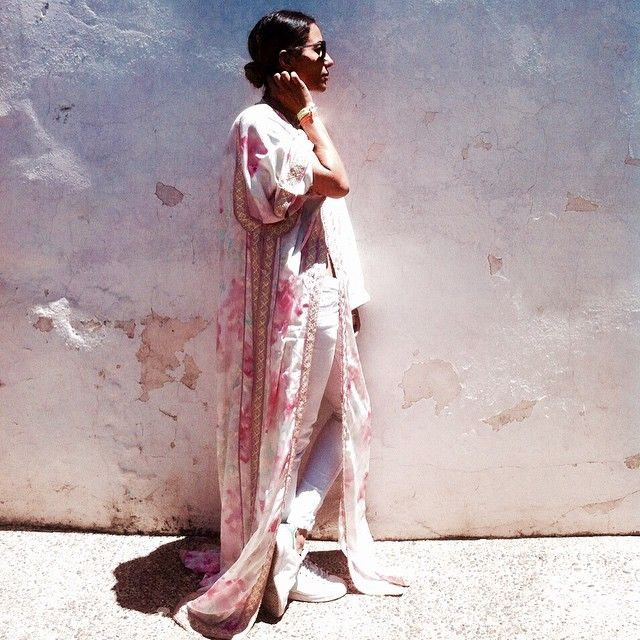 """SunDay...#kaftan #bakchic #morocco #casablanca #fashion"" Photo taken by @bakchic_thelabel on Instagram"