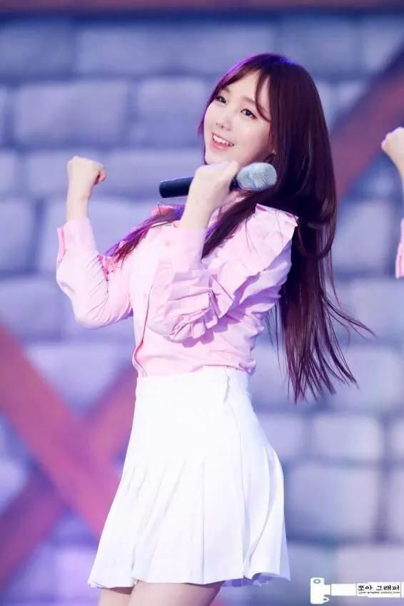 [PIC]150822 #Lovelyz 'Kei' - HearthStone Masters Final Event ©in pic