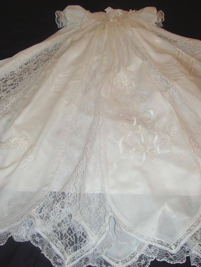 134 Best Images About Christening Gowns On Pinterest