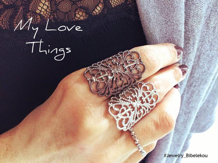 #jewelry_bibelekou #accessories #rings #fashion #jewellery #jewels #jewlrygram #boutique