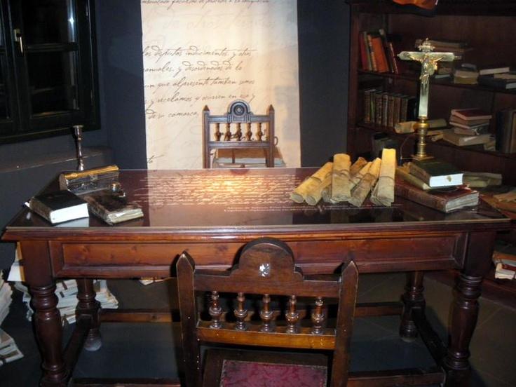 Santa Inquisición-Museo de las Brujas-Zugarramurdi