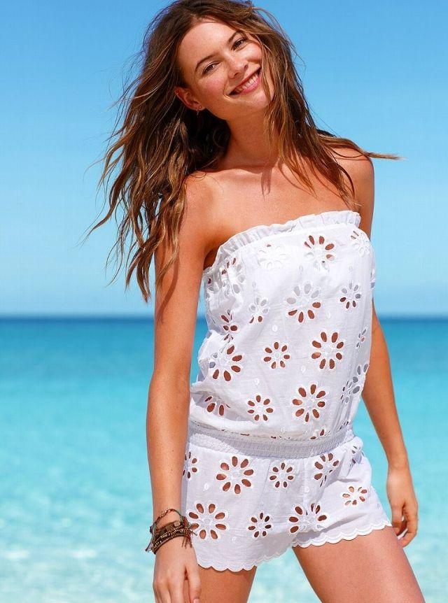 Бехати Принслу (Behati Prinsloo) в новой коллекции купальников «Victoria's Secret»