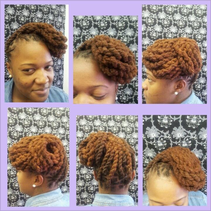 how to make rasta hairstyle
