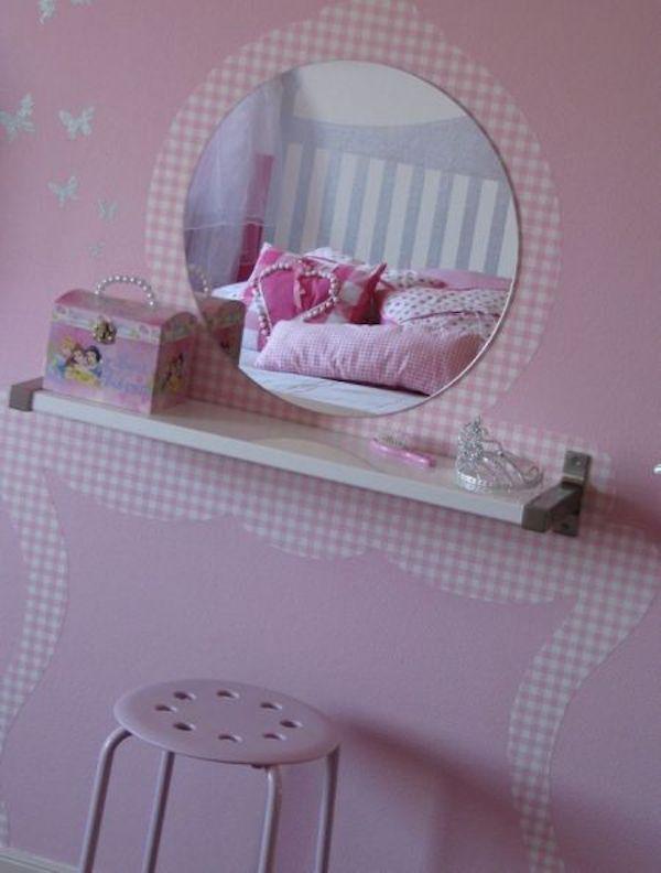 Las 25 mejores ideas sobre decoraci n de habitaci n de for Muebles habitacion infantil nina