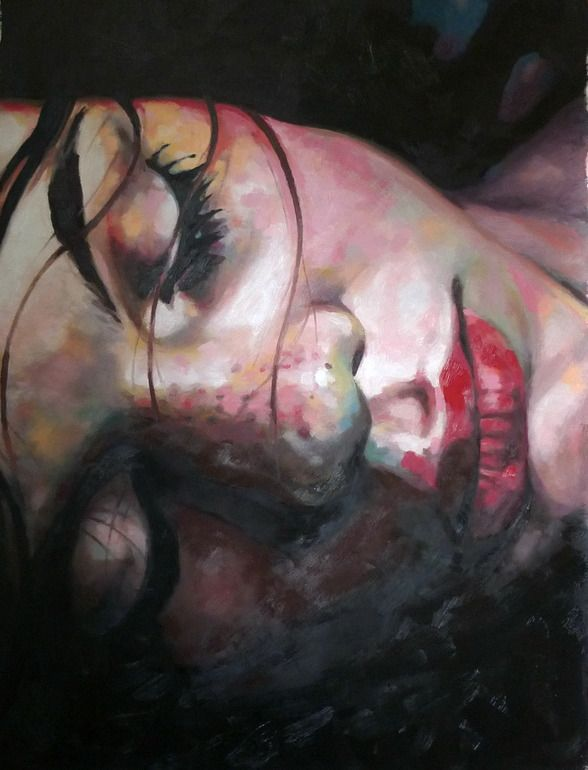 portrait -repinned by http://LinusGallery.com  #art #artists #oilpainting