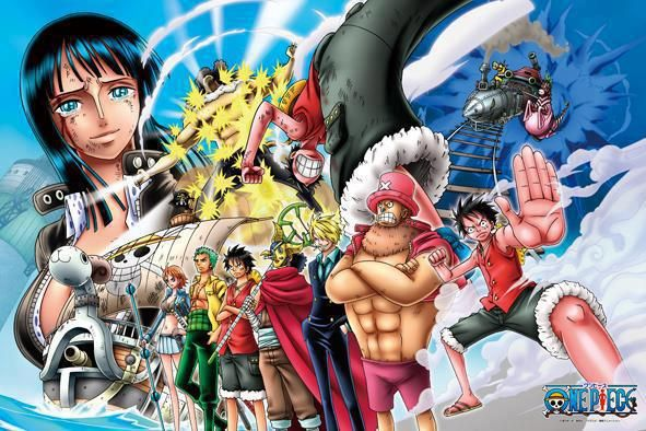 Image result for Enies Lobby Arc