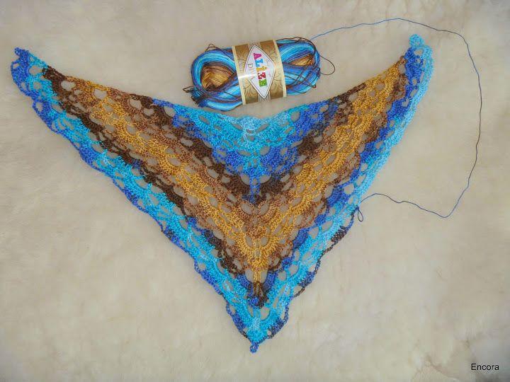 Shawls - my work - Ludmila Encora - Picasa Web Album Diva Batik alize
