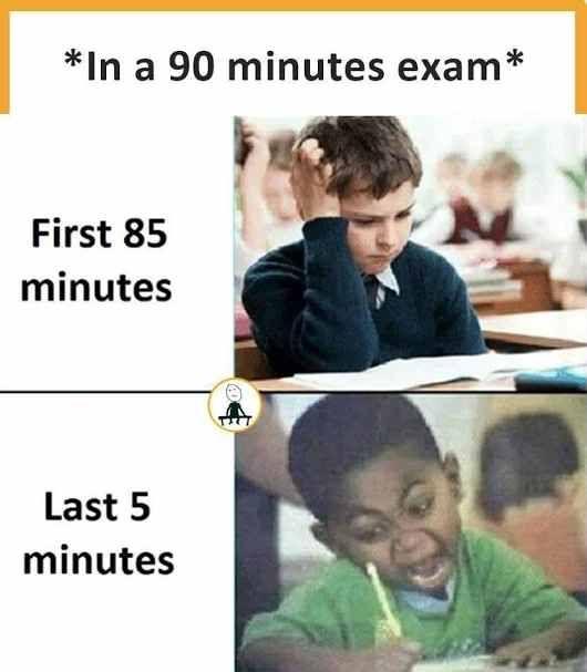 Students Can Relate Trenduso Students Exams Quiz School Funny Meme Exams Funny Latest Funny Jokes Funny School Memes