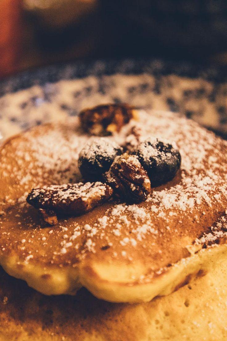 Close Up of Pancake