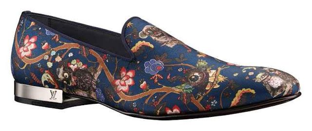 The Style Examiner: Louis Vuitton Men's Accessories Autumn/Winter 2013