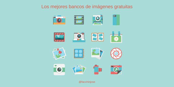 Los 33 mejores bancos de imágenes gratis para tu web