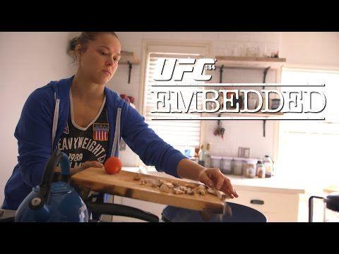UFC (Ultimate Fighting Championship) 184 Embedded: Vlog Series - Episode 1