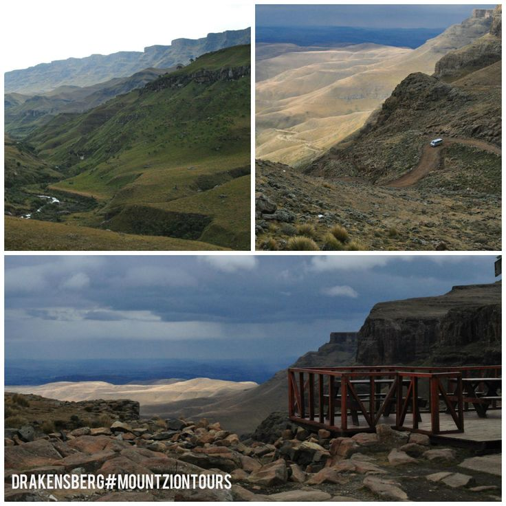 The beauty of Drakensberg Mountains