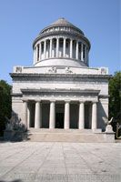 Grant's Tomb. The monument was erected in the late 19th century as a mausoleum for General Ulysses S. Grant, the 18th president of the US and a successful.  The sarcophagi of Ulysses and his wife Julia Grant are located downstairs, in the crypt