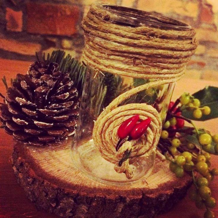 Non solo Wedding, Natale Country chic e recupero. | Marry Me Italia