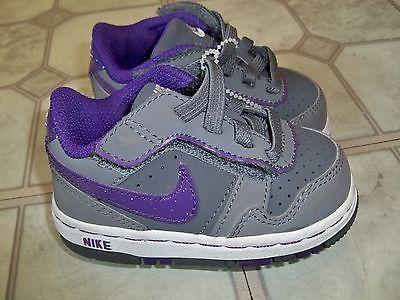 Baby Girls Nike Shoes Size 4C