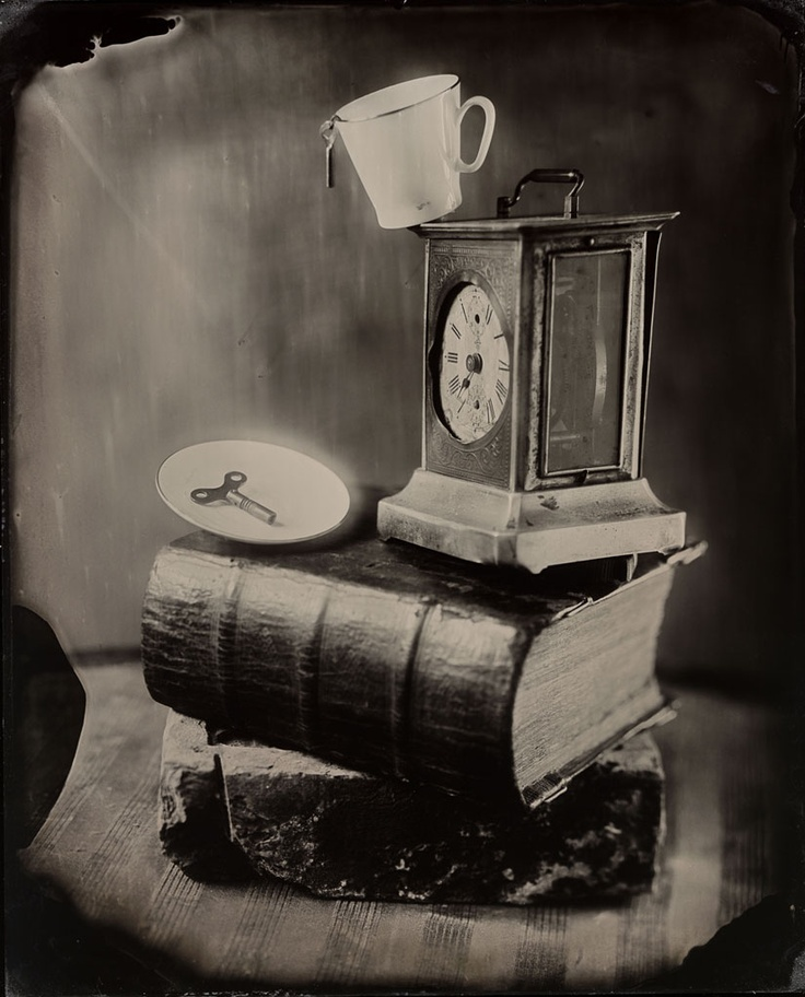 Time for tea by Alexey Alexeev - art-fizz.com  Limited edition giclée print  (from $46)