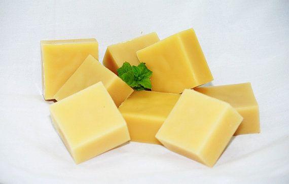 $20 400g Natural Beeswax ingots | Set of 8 x 50 grams (1.7 oz) each