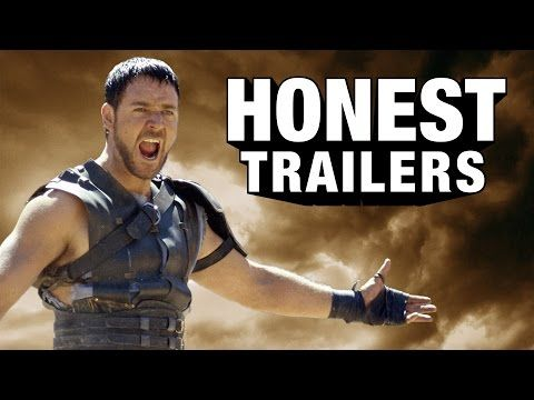 Gladiator Honest Trailer is the best thing you would see today - Viralol