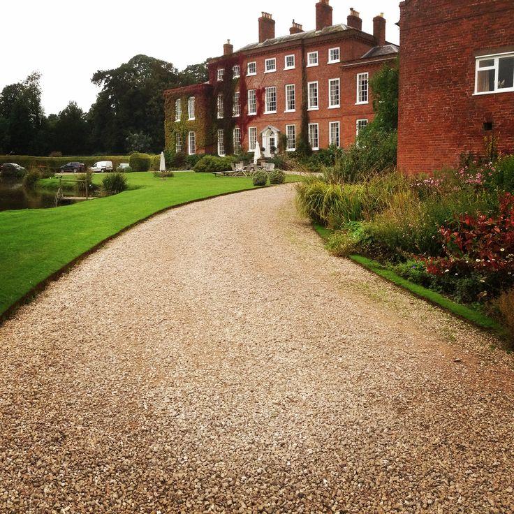 Delbury Hall in Shropshire