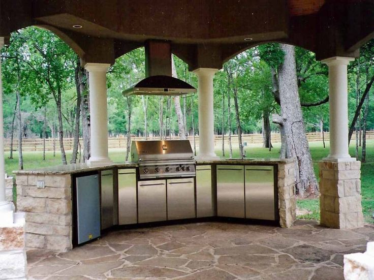 Mesmerizing Gifts For Outdoor Kitchen With Stainless Steel Kitchen Cabinet Doors And Brushed Nickel Cabinet Pulls