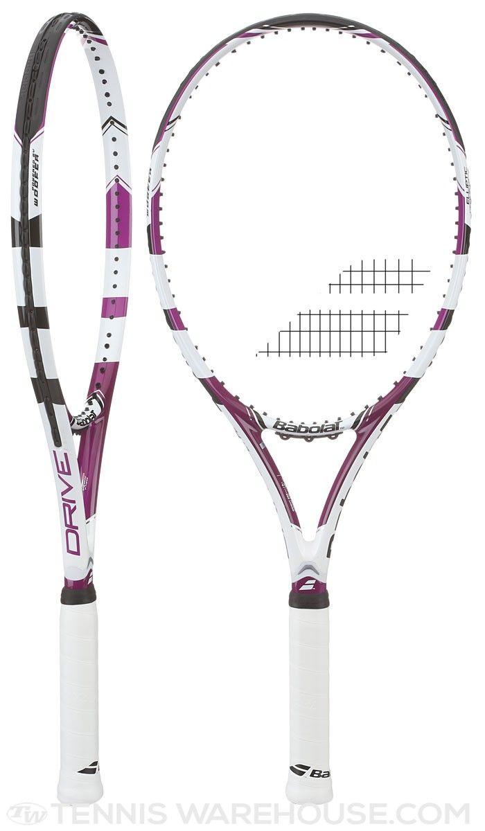 Babolat Drive Lite Racquets Black/Pink