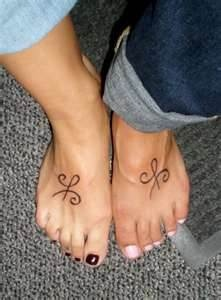 Tatuajes De La Amistad ¿Amigos Para Siempre  Cuerpo Y Arte