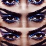 Blue Period - Beauty by Dirk Bader for Vogue India December 2013