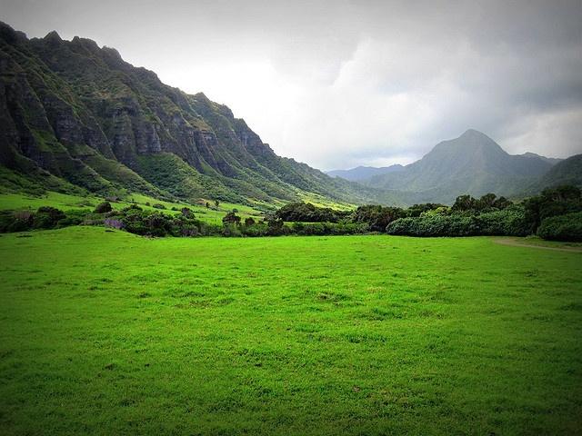 Ka'a'awa Valley, Oahu, Hawaii (Lost, Jurassic Park, etc.)