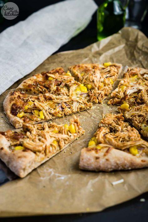 Der ultimative Dinkel-Vollkorn-Pizzateig