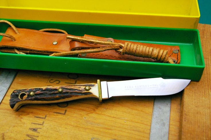Image result for vintage puma knives for sale