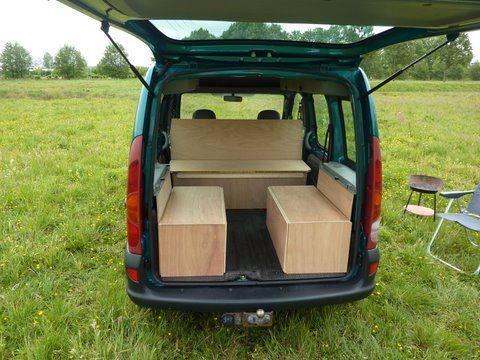 77 best kangoo camper images on pinterest camper. Black Bedroom Furniture Sets. Home Design Ideas