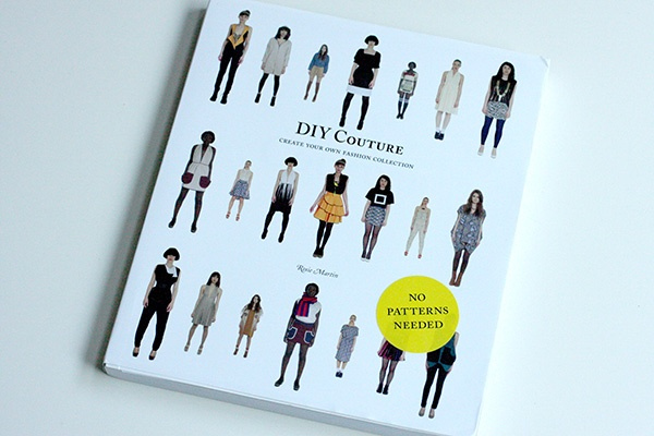 The Perfect Gift for A Budding Seamstress or DIYer: DIY Couture by Rosie Martin
