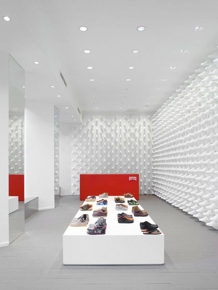 Camper Concept Store / Nendo | Design d'espace