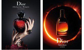 Christian Dior Hypnotic Poison Eau de Parfum & Fahrenheit Parfum