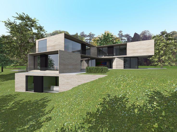 Les 25 meilleures id es de la cat gorie maisons modulaires for Maison modulaire design