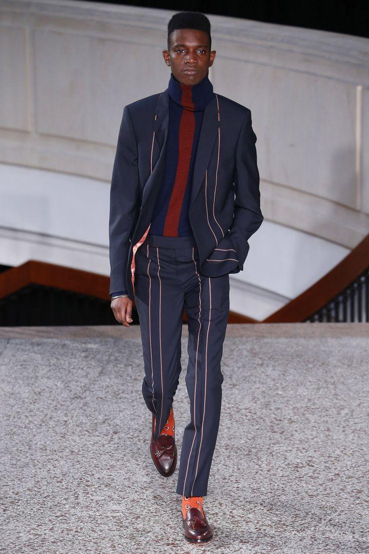 Paul Smith   Menswear - Autumn 2016   Look 8