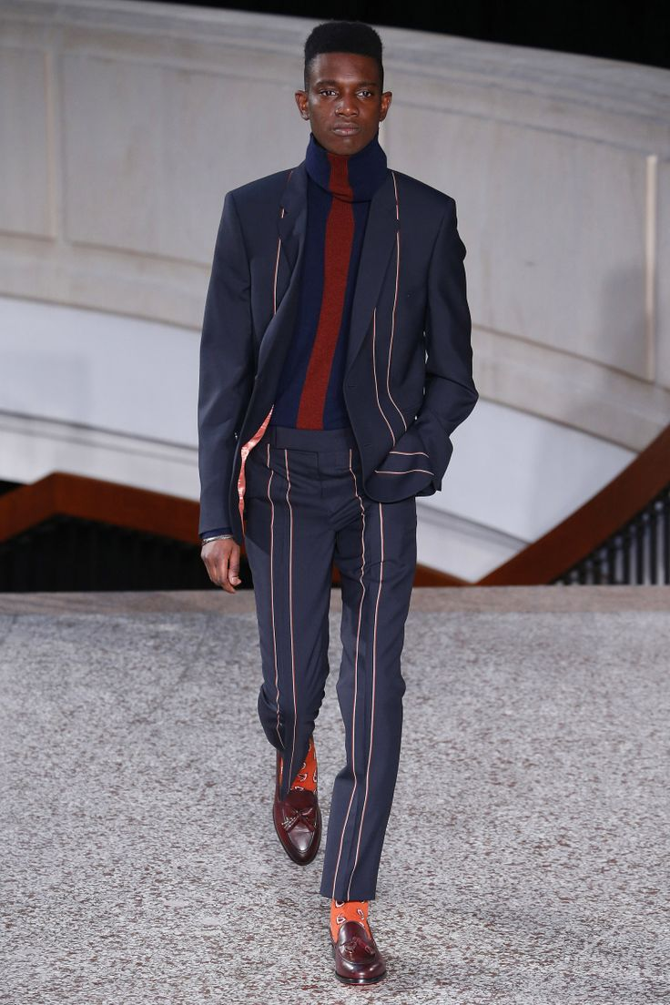 Paul Smith | Menswear - Autumn 2016 | Look 8