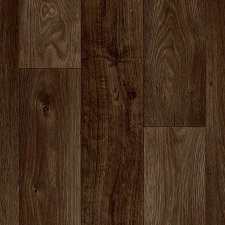 Aspin 847 Presto Vinyl Flooring | Buy Dark Wood Efftect Lino Vinyl Flooring | OnlineCarpets.co.uk