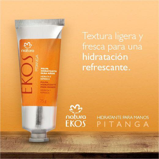 Perfume Kouros Bom Yahoo: Propiedades Hidratantes Extraídas De La Biodiversidad Brasileña. Natura Ekos, ¡cuídate, Cuidando