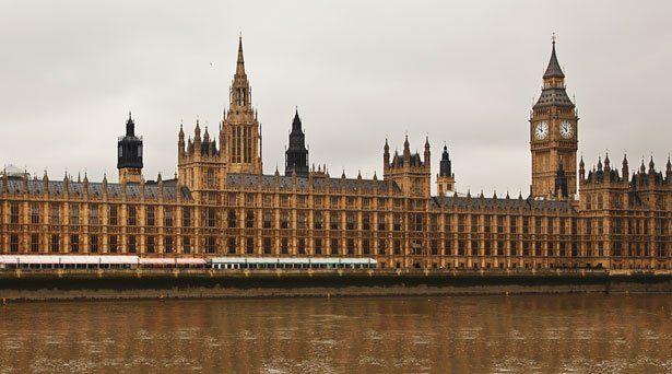 Λονδινο, Κοινοβουλιο