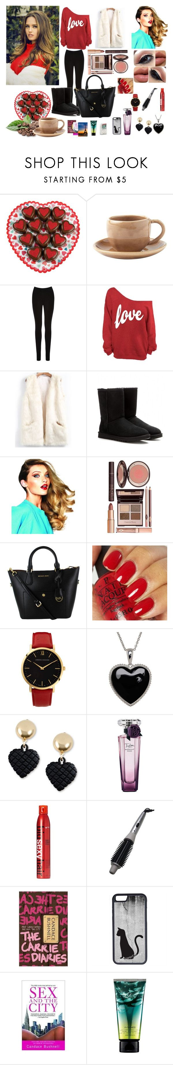 """##13"" by alena-hodzic ❤ liked on Polyvore featuring Wilton, Toast, Oasis, UGG Australia, Charlotte Tilbury, OPI, Larsson & Jennings, Lord & Taylor, Moschino and Lancôme"
