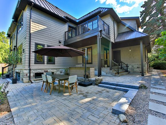 Stone Landscaping and Construction