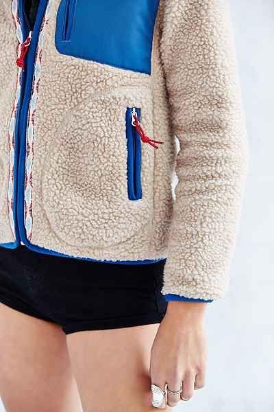 Penfield Lutsen Fleece Jacket - Urban Outfitters