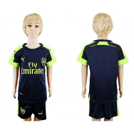 #Arsenal Trøje Børn 16-17 3 trøje Kort ærmer.199,62KR.shirtshopservice@gmail.com