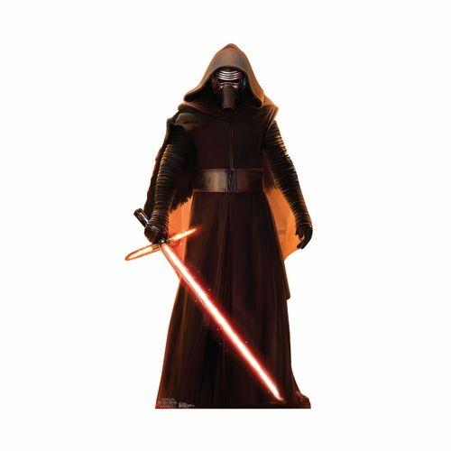 Star Wars The Force Awakens Kylo Ren Cutout