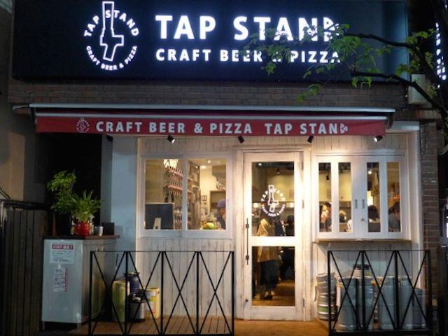 先代からのれんを受け継ぎ新生クラフトビール時代へTAP STANDタップスタンドが3月1日話題の新宿サザンエリアにオープン国内外の客が集う新たな注目店が誕生