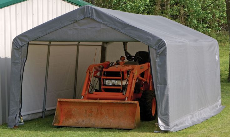 Portable Shed For Rv : Best images about motorhomes rv garage shelter on