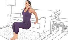 5 exercícios indispensáveis para fazer em casa e deixar seu corpo Top   VC BELA